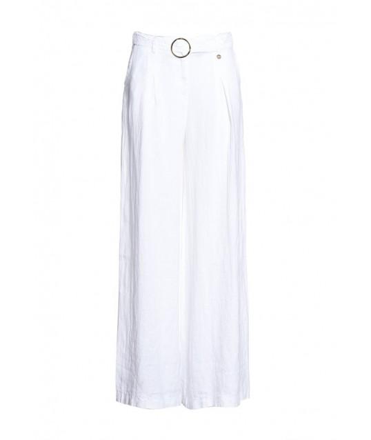 , Linen Pants Fracomina