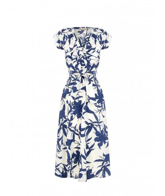 Renaissance Cotton Dress
