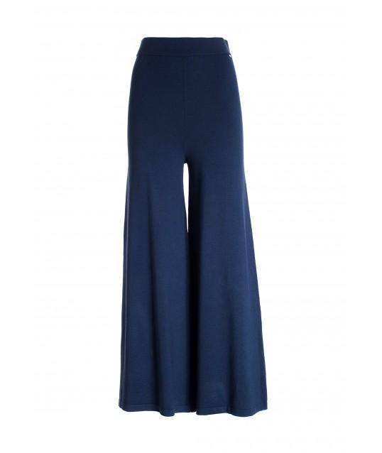 Pantalone Flare In Maglia Fracomina