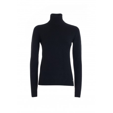 Fracomina Fitted Ribbed Sweater