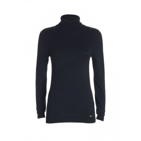 Tight-fitting Sweater With Long Sleeves Fracomina