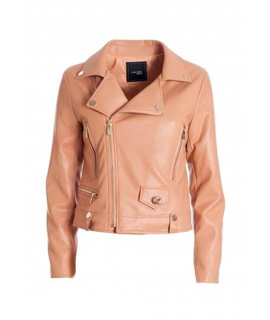 Fracomina Regular Biker Jacket