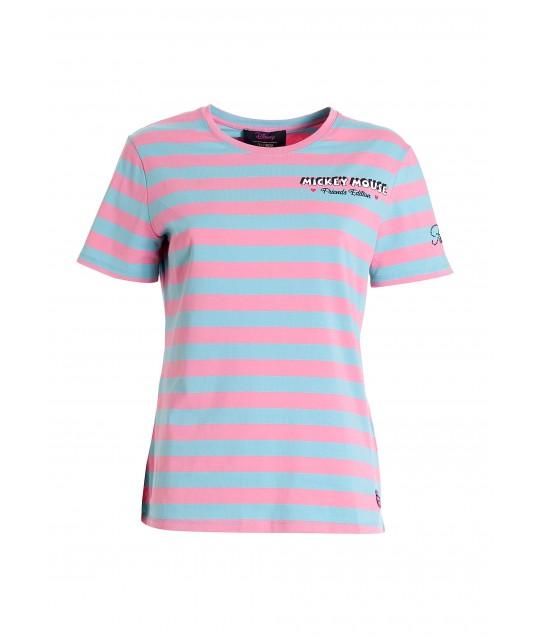 Fracomina Disney Striped T-Shirt