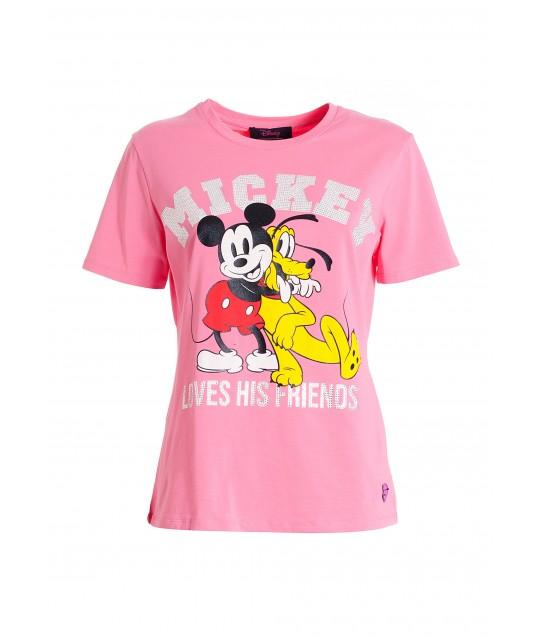Maglia Stampa Disney Fracomina