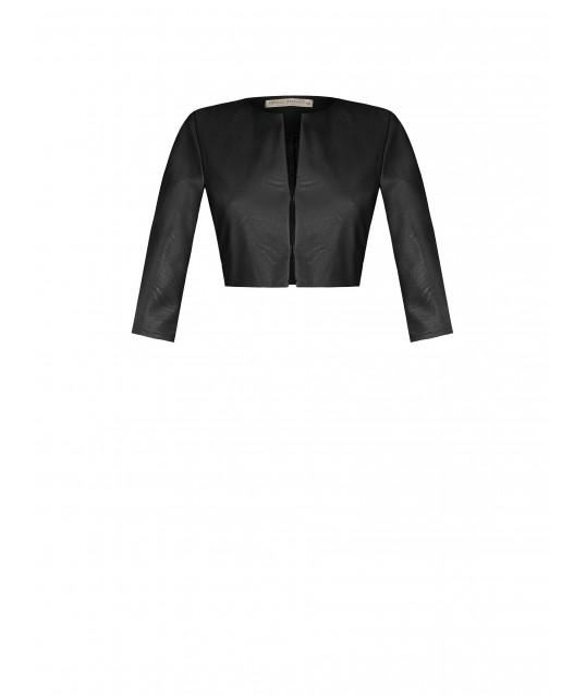Short Jacket In Renaissance Leather
