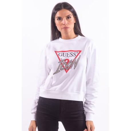 Sweatshirt With Guess Logo