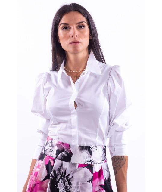 Off-White High Cuff Shirt