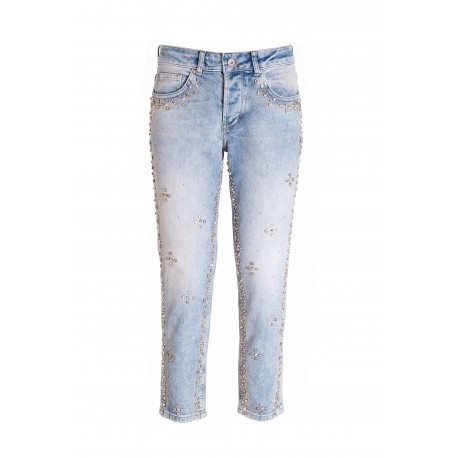 Jeans Loose Fit Fracomina
