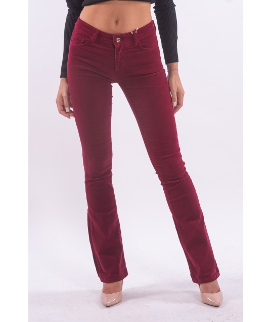 Pantalone Di Velluto Fracomina