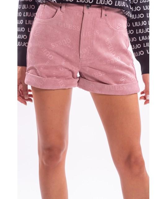 Pantaloncino Con Logo Guess