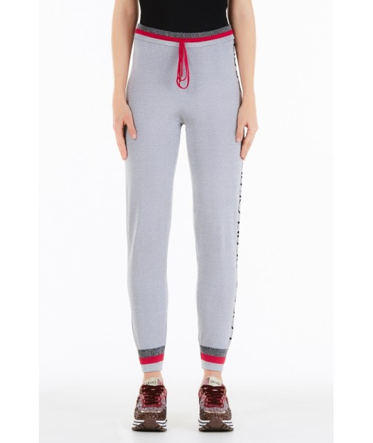 Pantalone Lungo In Maglia Liu Jo