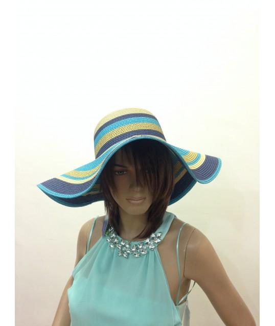 Cappello Mare Blu Gianmarco Venturi