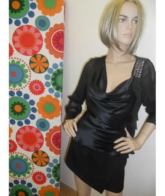 Chemise en soie Diana Gallois