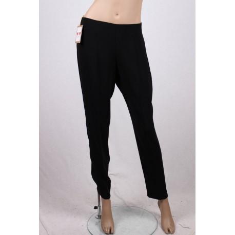Pantalon noir Gai Mattiolo