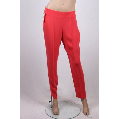 Pants coral Gai Mattiolo