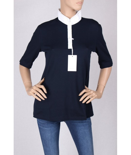 Bleu T-shirt Gran Sasso