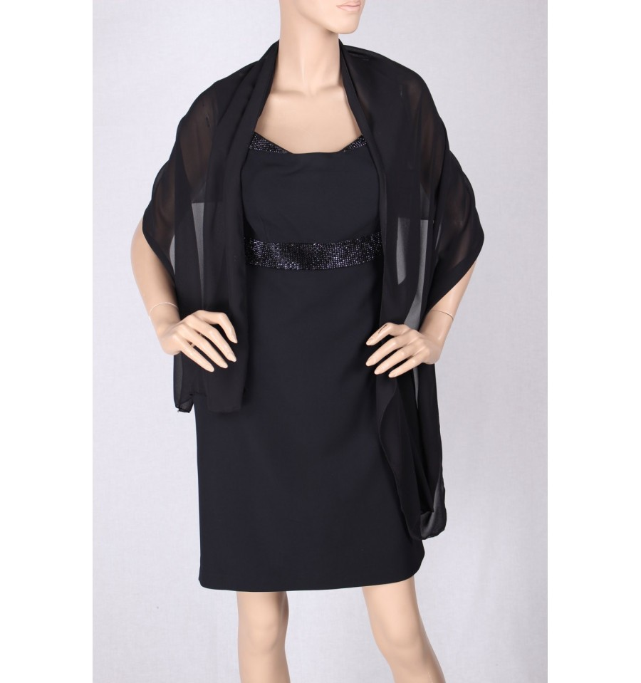 hot sale online 8112f 50071 Dress Elegant Black