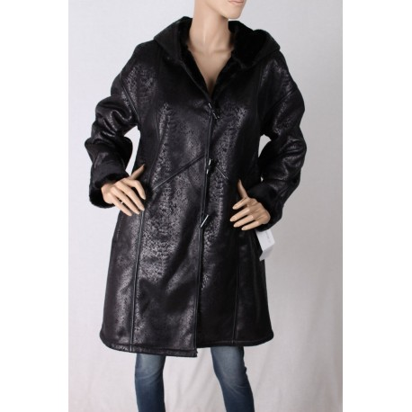 Coat Leather ConceptK