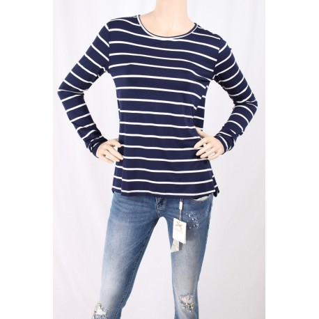 Striped Top Fracomina