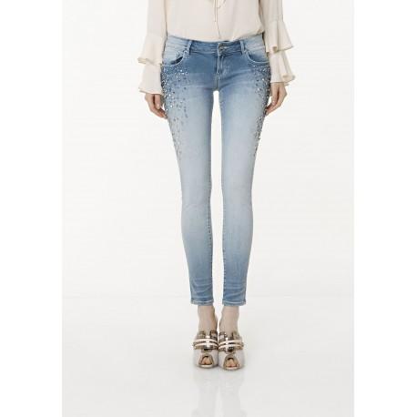 Jeans Effetto Shape Up Slim Fracomina