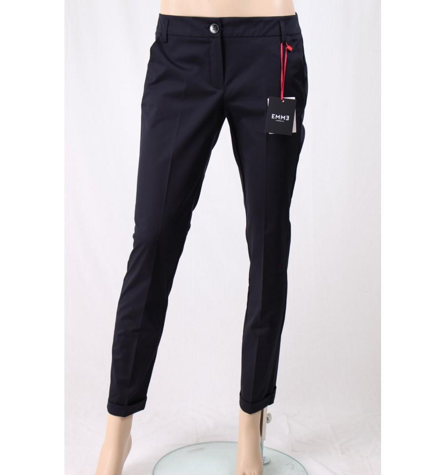 4d842b10eb7a2c Pants Solid Color Emme Marella - Vestiti Firmati Life Smiles