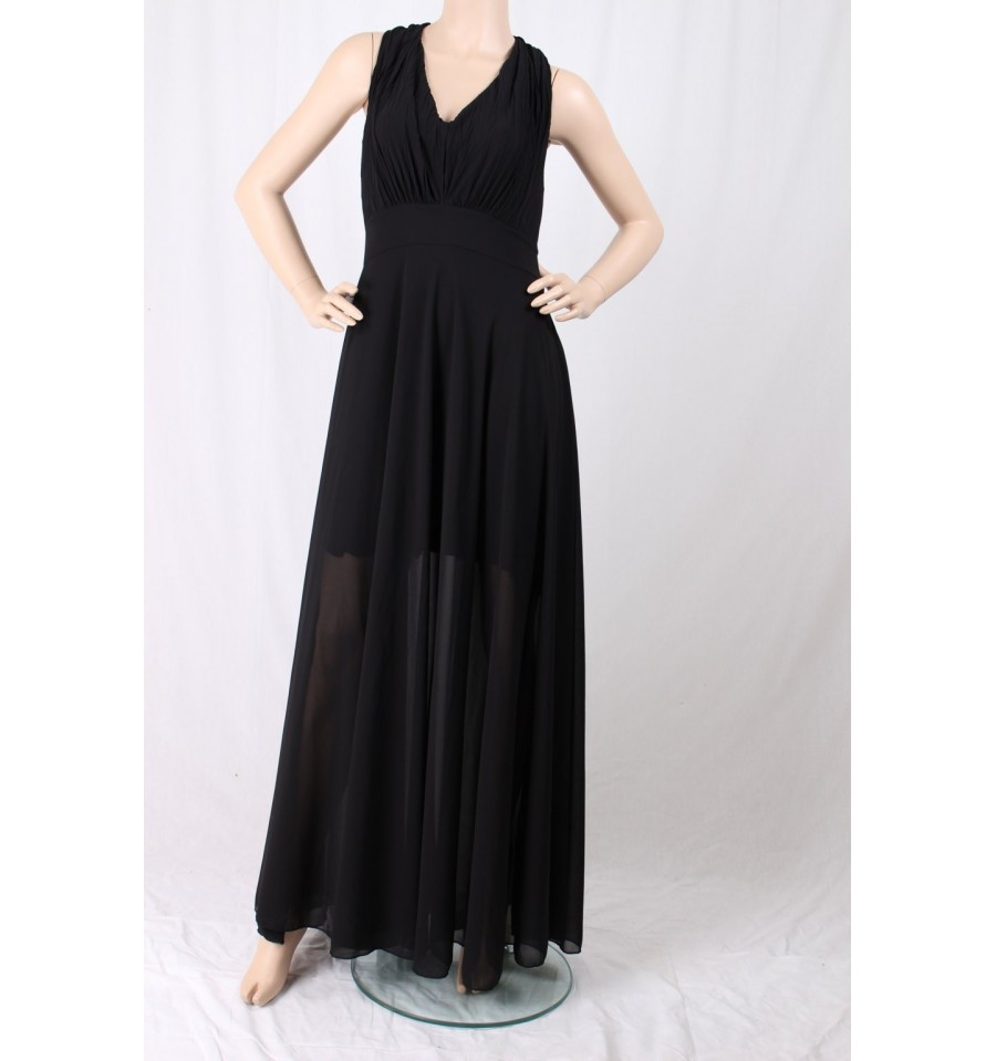 Long Dress Sandro Ferrone Vesi Firmati Life Smiles a53e9d3ad93