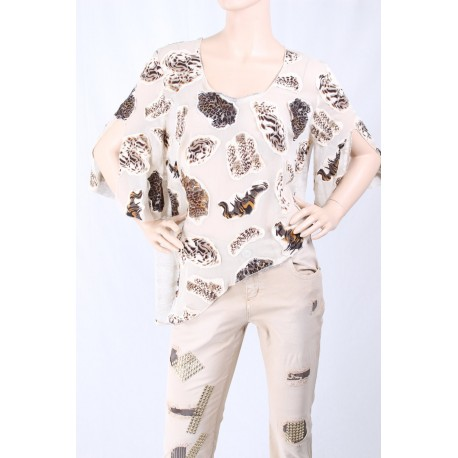 Shirt Spotted Elisa Cavalletti