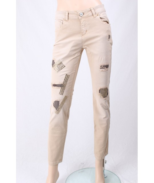 Pants With Applications Elisa Cavalletti