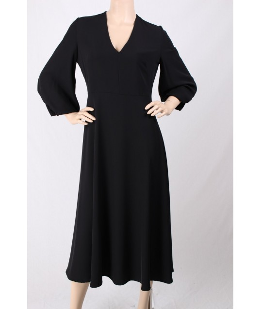 Long Black Dress Eco