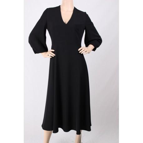 Long Black Dress Echo