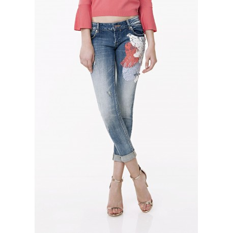 Jeans Super Skinny Fracomina