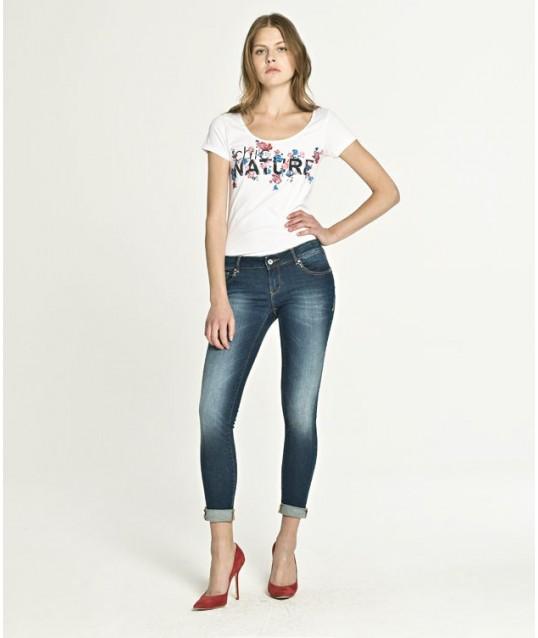 T-shirt Nature Fracomina
