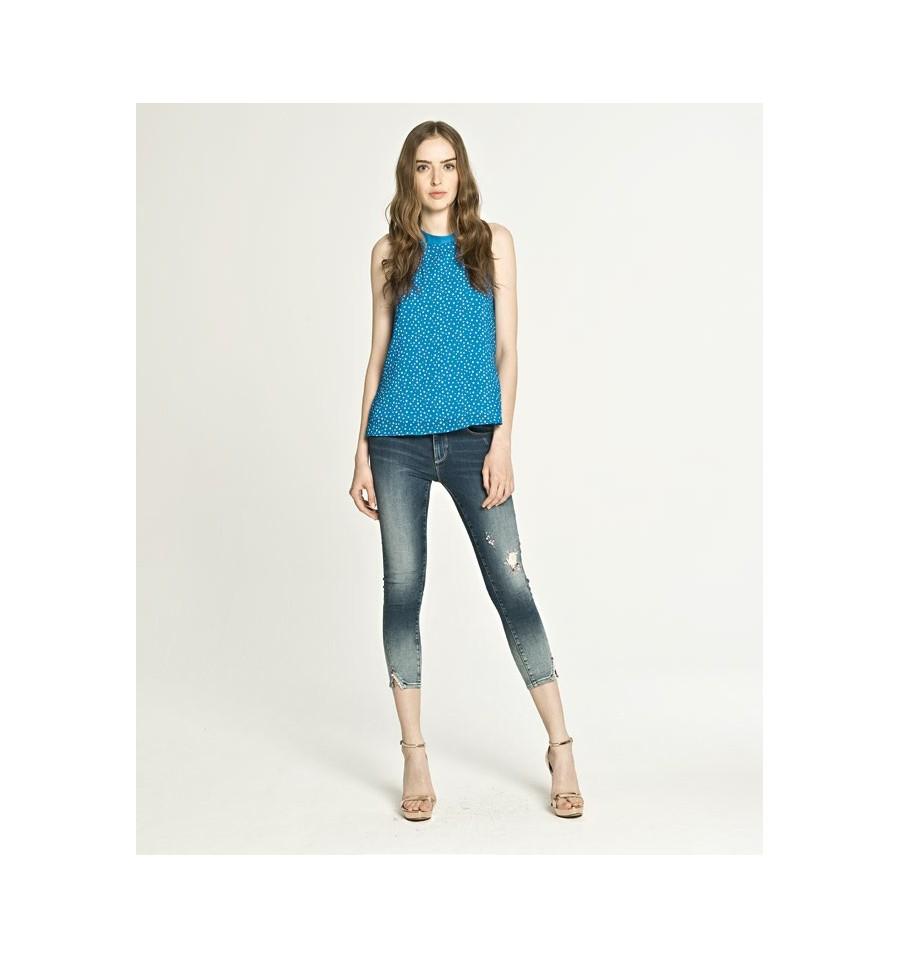 Jeans 5 Pockets Fracomina - Vestiti Firmati Life Smiles c1938a5b26f