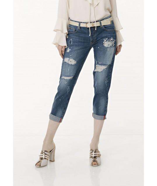 Jeans Boyfriend Fracomina