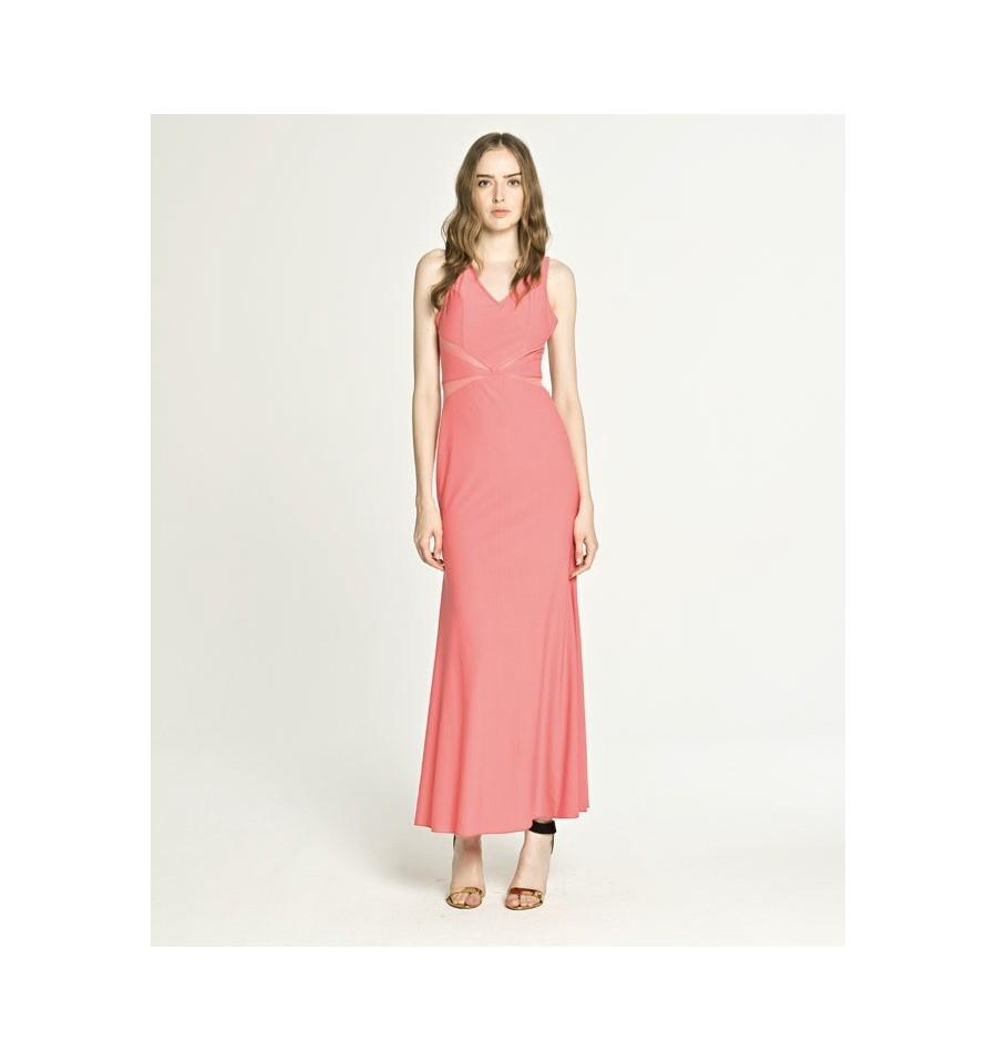 Long Dress Fracomina - Vestiti Firmati Life Smiles 933c973e1ff