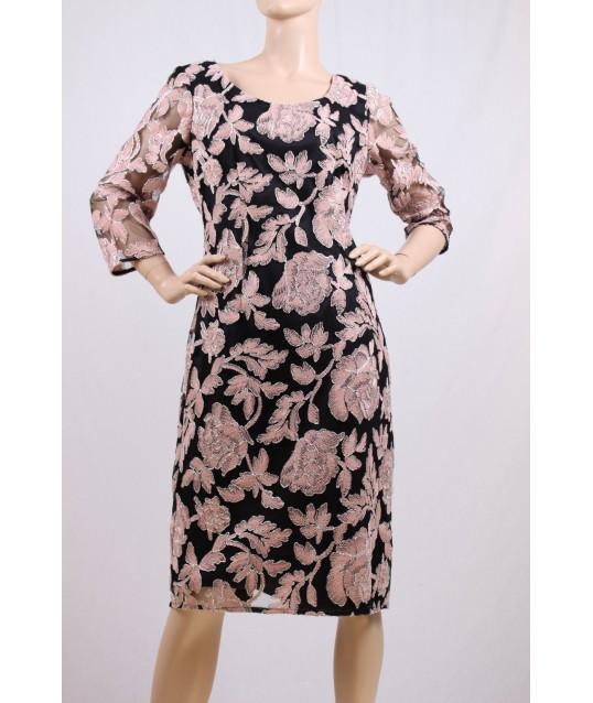 Floral Dress Emerald Sonia Peña - Vestiti Firmati Life Smiles 48e9246ffbd