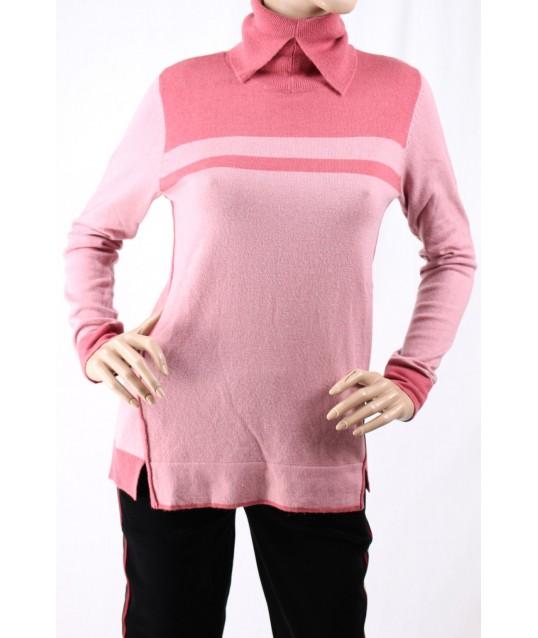 Neck Sweater Top D Diana Gallesi