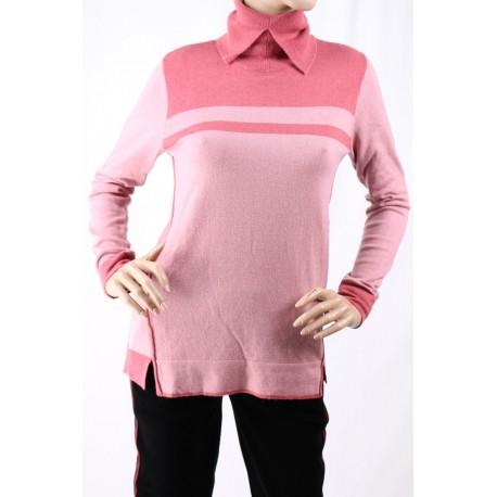 Neck Sweater Top D Diana Welsh