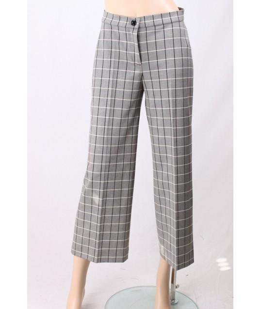 Pantaloni A Quadri D Diana Gallesi