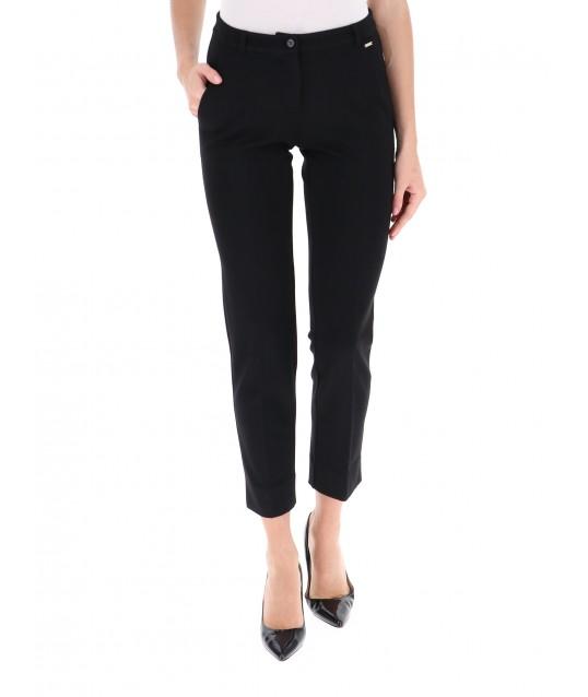Pantaloni In Tessuto Le Coeur Twinset