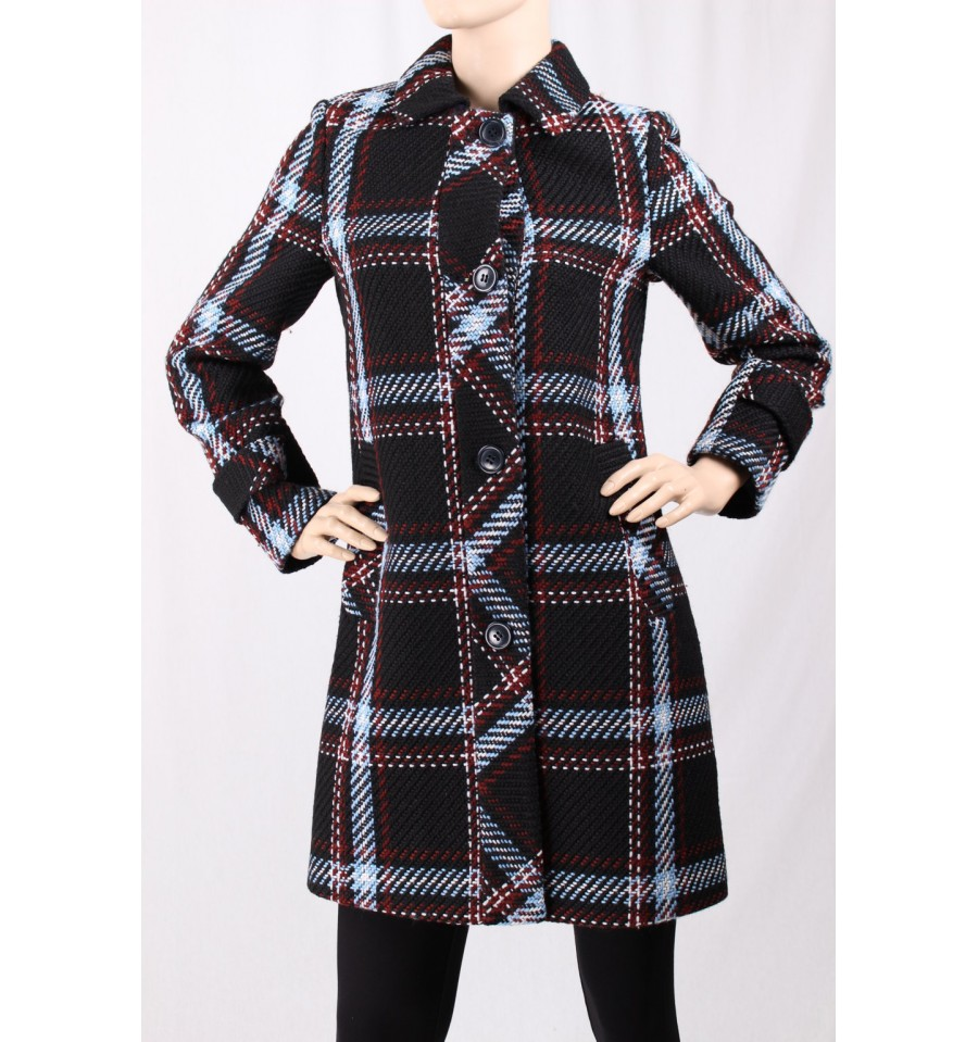 cheap for discount 587ff a3401 Coat Executives Le Coeur Twinset