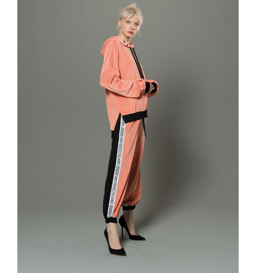 Pantaloni Tuta Con Logo Fracomina - Vestiti Firmati Life Smiles 17df504f84cd