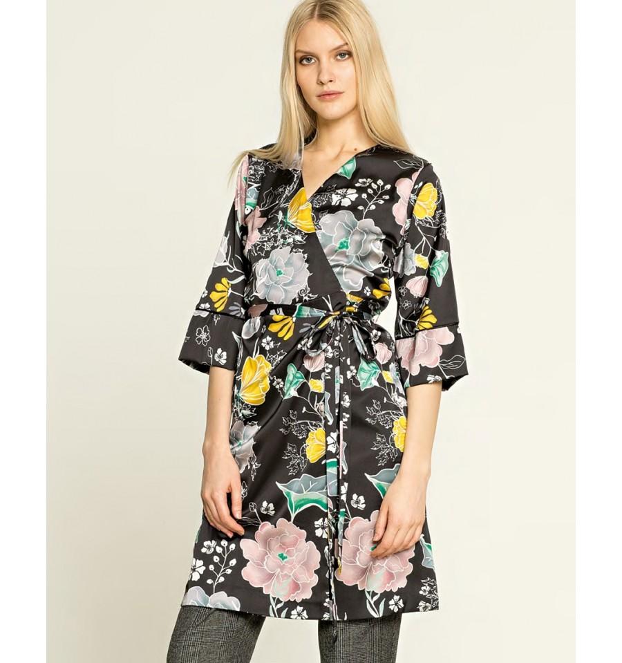 Floral Dress Fracomina - Vestiti Firmati Life Smiles a93fc06b0d7