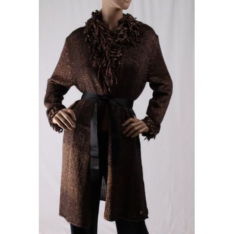 Coat Knit Vicolo Trivelli