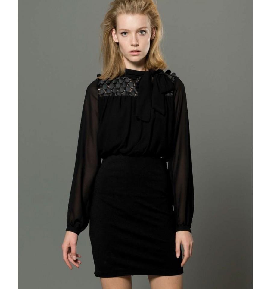 Dress Midi Fracomina - Vestiti Firmati Life Smiles c6963a435ff