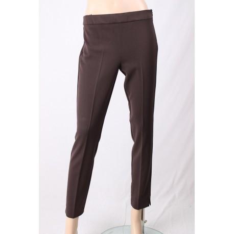 Long Pants Solid Color The Emme Marella