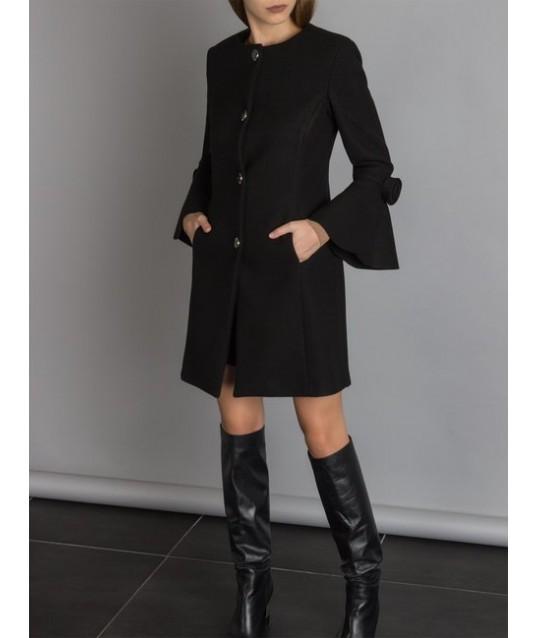 new concept 7ba28 ad3a3 Cappotto Roses Rinascimento - Vestiti Firmati Life Smiles