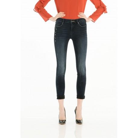 Jeans Skinny Modello Capri Fracomina
