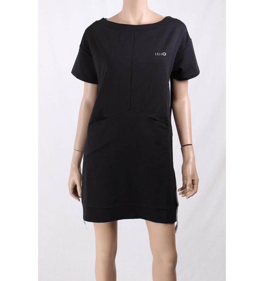 Dress Sweatshirt Solid Color Liu Jo - Vestiti Firmati Life Smiles 25d7a36c6aa