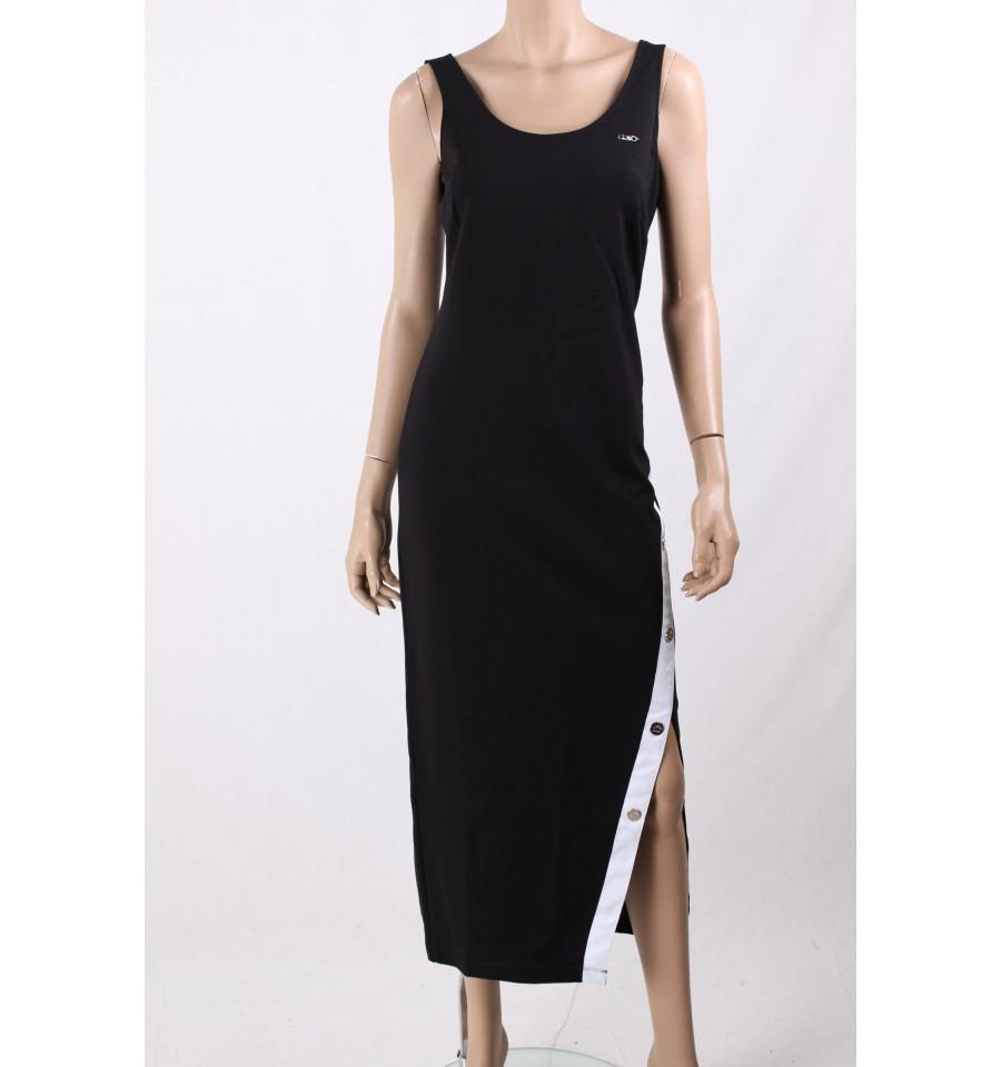 Dress Jersey Solid Color Liu Jo - Vestiti Firmati Life Smiles a4f655e2232